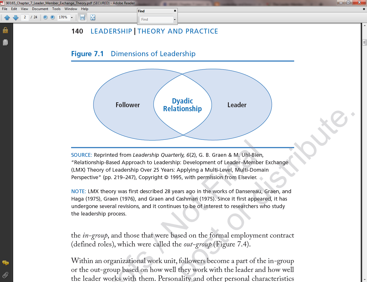 Assignment Title: Leadership Experience Paper   Assignment Instructions:  Good writing skills are essential for success in any academic or professional work. This is particularly true for people in a 1